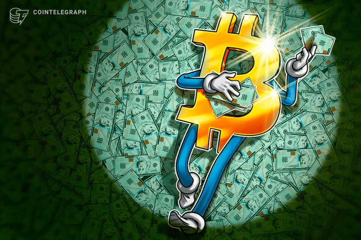Bitcoin Steadys as $10B Asset Manager Scoops up 10,000 BTC