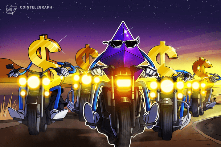 Ether Hits $500 for First Time Since June 2018