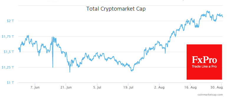 The Lull in the Crypto Market is Coming to an End